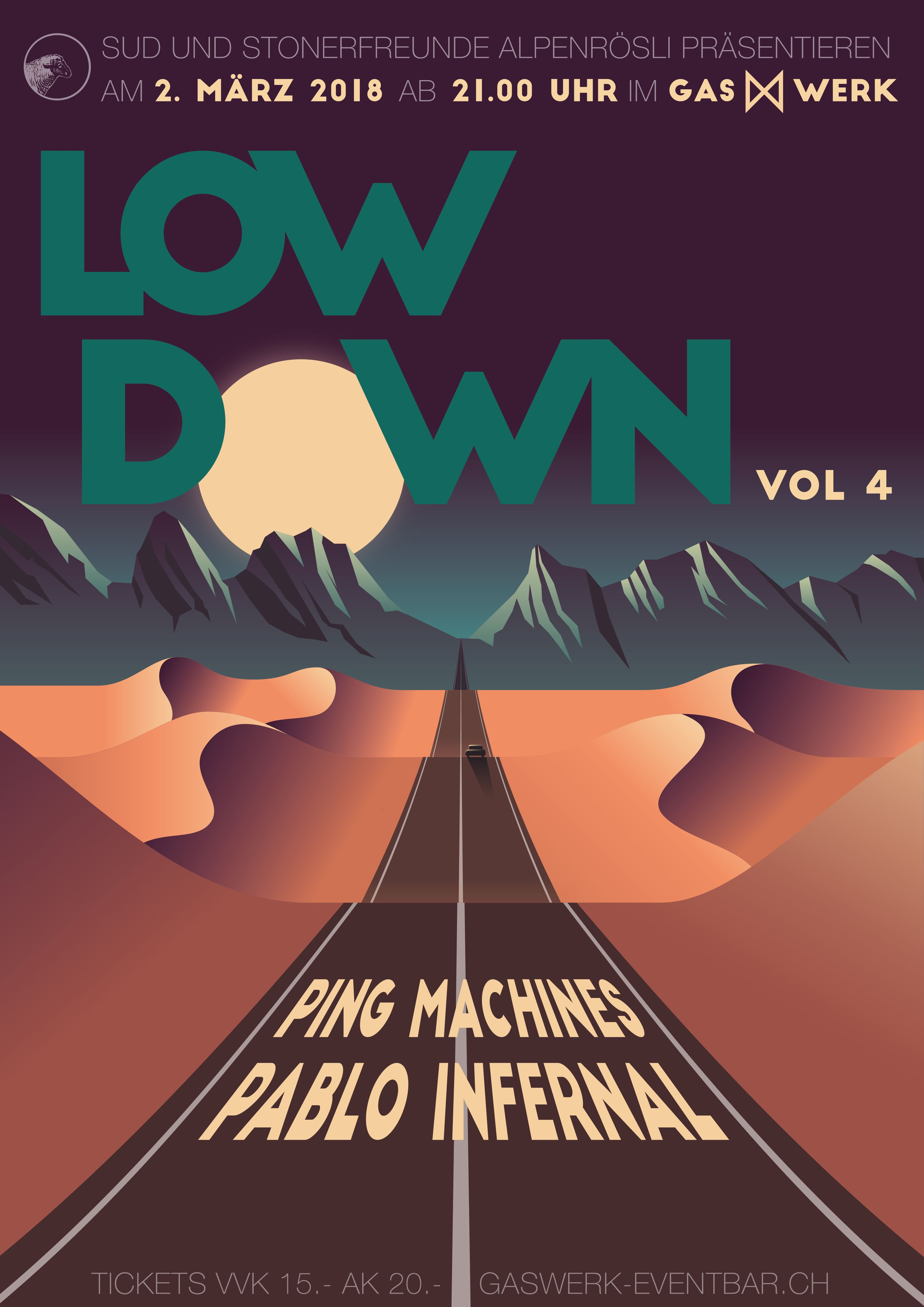 Plakat_LowDown